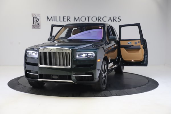 New 2020 Rolls-Royce Cullinan for sale $348,975 at Bentley Greenwich in Greenwich CT 06830 10