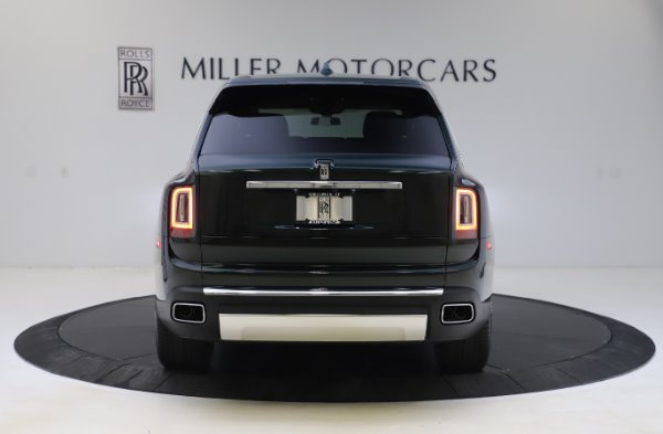 New 2020 Rolls-Royce Cullinan for sale $348,975 at Bentley Greenwich in Greenwich CT 06830 5