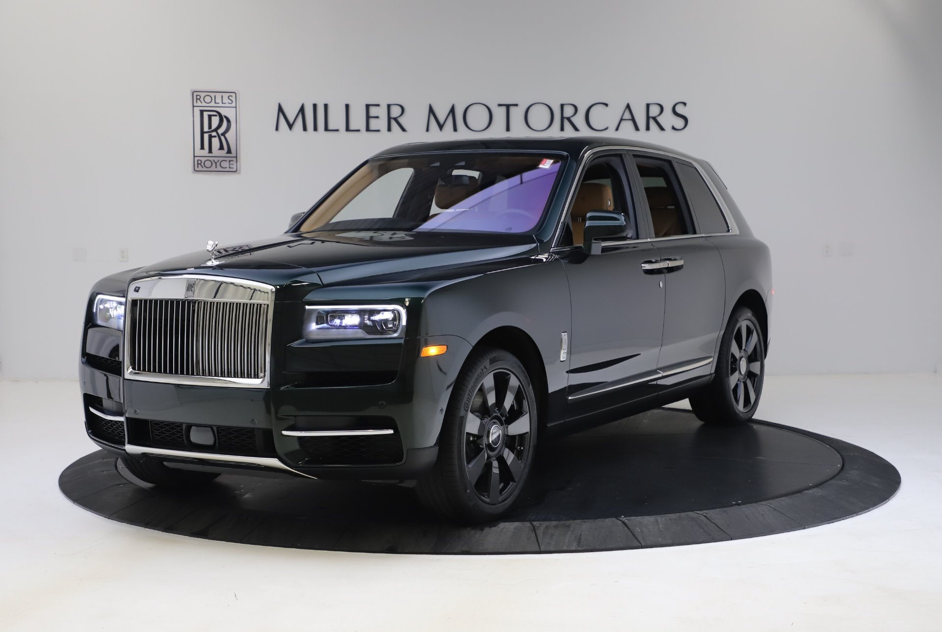 New 2020 Rolls-Royce Cullinan for sale $348,975 at Bentley Greenwich in Greenwich CT 06830 1