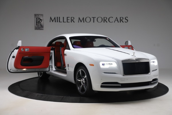 New 2020 Rolls-Royce Wraith for sale $392,325 at Bentley Greenwich in Greenwich CT 06830 10