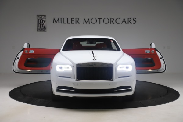 New 2020 Rolls-Royce Wraith for sale $392,325 at Bentley Greenwich in Greenwich CT 06830 11