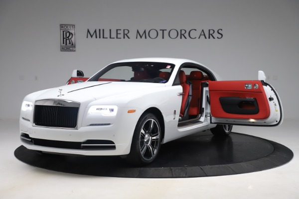 New 2020 Rolls-Royce Wraith for sale $392,325 at Bentley Greenwich in Greenwich CT 06830 12