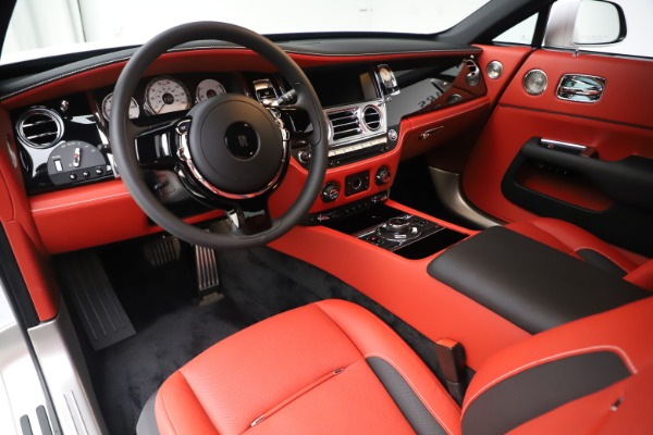 Used 2020 Rolls-Royce Wraith for sale $349,900 at Bentley Greenwich in Greenwich CT 06830 17