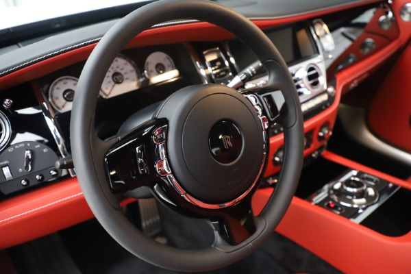 Used 2020 Rolls-Royce Wraith for sale $349,900 at Bentley Greenwich in Greenwich CT 06830 18