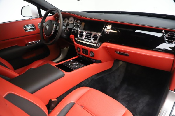Used 2020 Rolls-Royce Wraith for sale $349,900 at Bentley Greenwich in Greenwich CT 06830 19