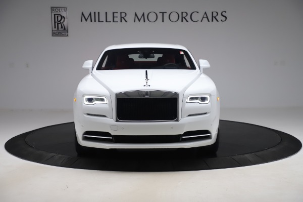 New 2020 Rolls-Royce Wraith for sale $392,325 at Bentley Greenwich in Greenwich CT 06830 2