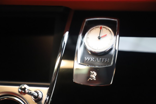 Used 2020 Rolls-Royce Wraith for sale $349,900 at Bentley Greenwich in Greenwich CT 06830 23