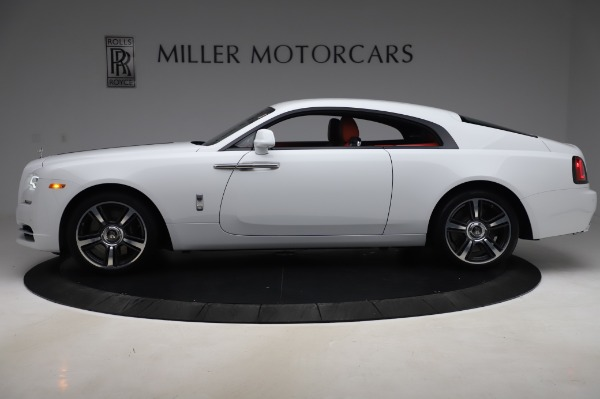 Used 2020 Rolls-Royce Wraith for sale $349,900 at Bentley Greenwich in Greenwich CT 06830 3