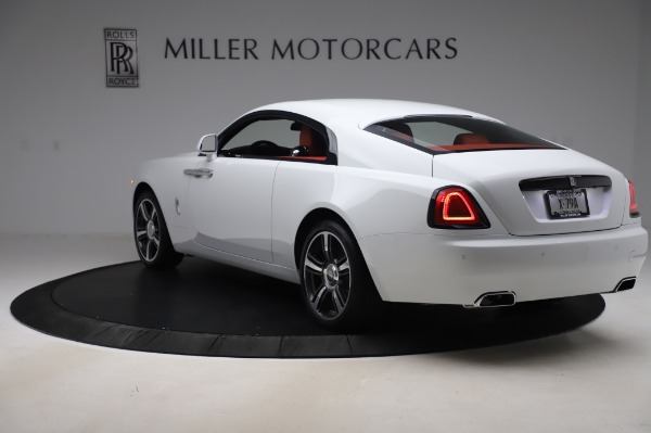 New 2020 Rolls-Royce Wraith for sale $392,325 at Bentley Greenwich in Greenwich CT 06830 4