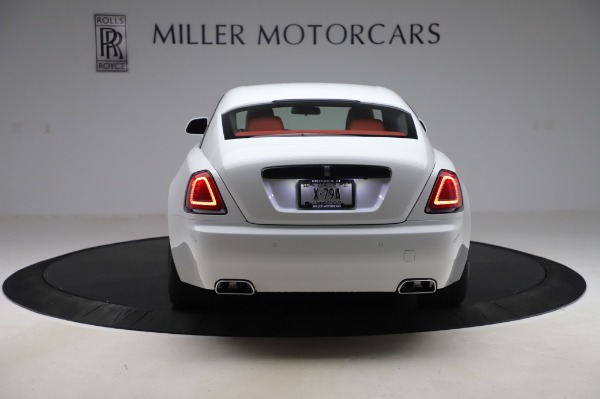 Used 2020 Rolls-Royce Wraith for sale $349,900 at Bentley Greenwich in Greenwich CT 06830 5