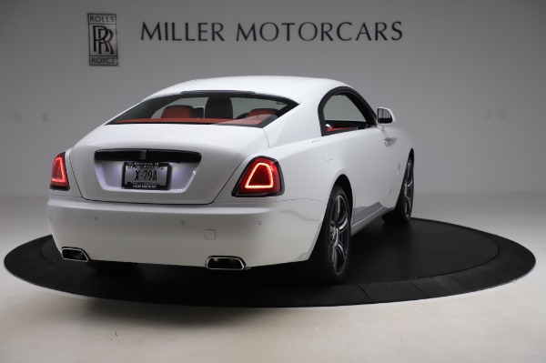 New 2020 Rolls-Royce Wraith for sale $392,325 at Bentley Greenwich in Greenwich CT 06830 6