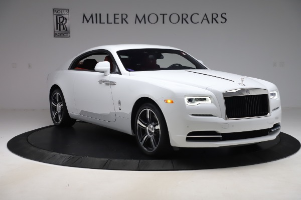 Used 2020 Rolls-Royce Wraith for sale $349,900 at Bentley Greenwich in Greenwich CT 06830 8