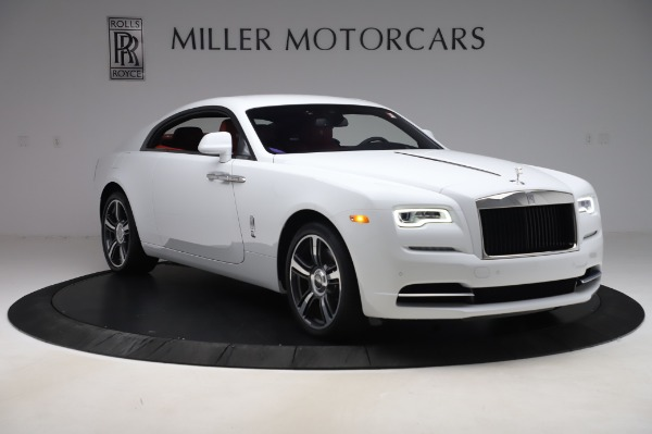 New 2020 Rolls-Royce Wraith for sale $392,325 at Bentley Greenwich in Greenwich CT 06830 9