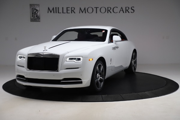 New 2020 Rolls-Royce Wraith for sale $392,325 at Bentley Greenwich in Greenwich CT 06830 1