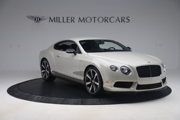 Used 2014 Bentley Continental GT V8 S for sale Sold at Bentley Greenwich in Greenwich CT 06830 11