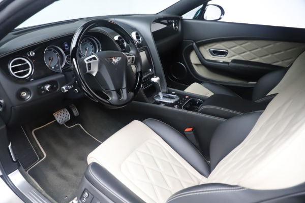 Used 2014 Bentley Continental GT V8 S for sale Sold at Bentley Greenwich in Greenwich CT 06830 17