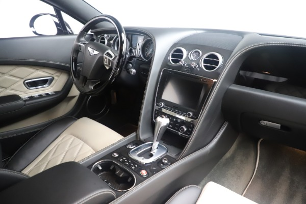 Used 2014 Bentley Continental GT V8 S for sale Sold at Bentley Greenwich in Greenwich CT 06830 27