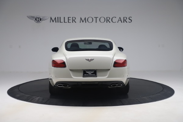 Used 2014 Bentley Continental GT V8 S for sale Sold at Bentley Greenwich in Greenwich CT 06830 6