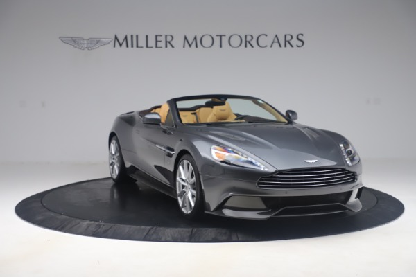 Used 2016 Aston Martin Vanquish Volante for sale Sold at Bentley Greenwich in Greenwich CT 06830 10
