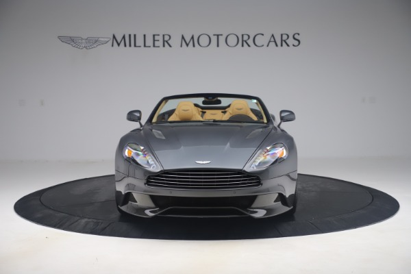 Used 2016 Aston Martin Vanquish Volante for sale Sold at Bentley Greenwich in Greenwich CT 06830 11