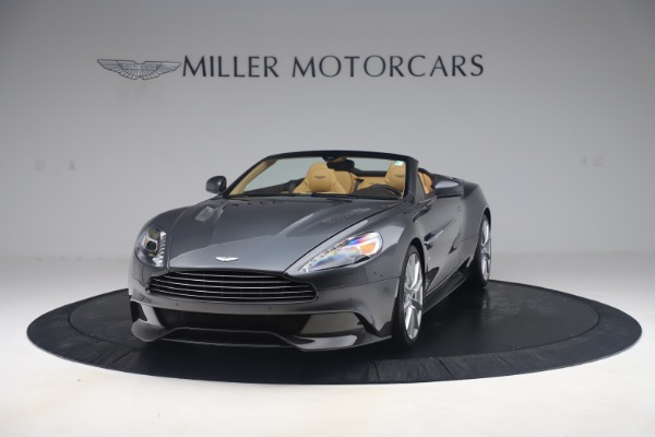 Used 2016 Aston Martin Vanquish Volante for sale Sold at Bentley Greenwich in Greenwich CT 06830 12