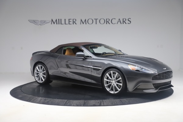 Used 2016 Aston Martin Vanquish Volante for sale Sold at Bentley Greenwich in Greenwich CT 06830 14