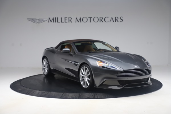Used 2016 Aston Martin Vanquish Volante for sale Sold at Bentley Greenwich in Greenwich CT 06830 15