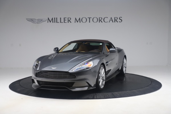 Used 2016 Aston Martin Vanquish Volante for sale Sold at Bentley Greenwich in Greenwich CT 06830 17