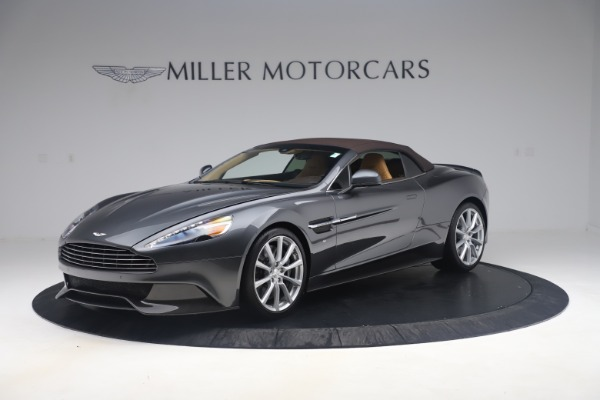 Used 2016 Aston Martin Vanquish Volante for sale Sold at Bentley Greenwich in Greenwich CT 06830 18
