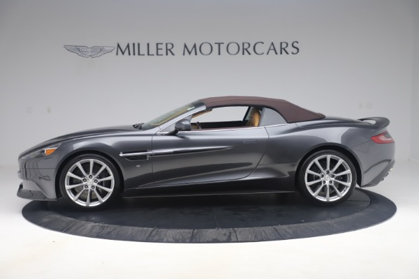 Used 2016 Aston Martin Vanquish Volante for sale Sold at Bentley Greenwich in Greenwich CT 06830 19