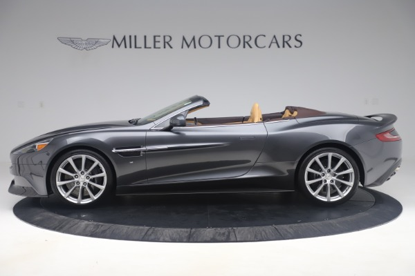 Used 2016 Aston Martin Vanquish Volante for sale Sold at Bentley Greenwich in Greenwich CT 06830 2