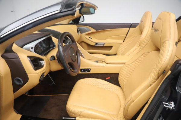 Used 2016 Aston Martin Vanquish Volante for sale Sold at Bentley Greenwich in Greenwich CT 06830 20