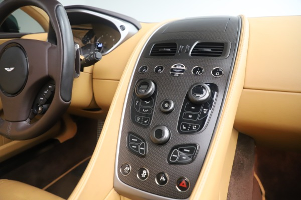 Used 2016 Aston Martin Vanquish Volante for sale Sold at Bentley Greenwich in Greenwich CT 06830 25