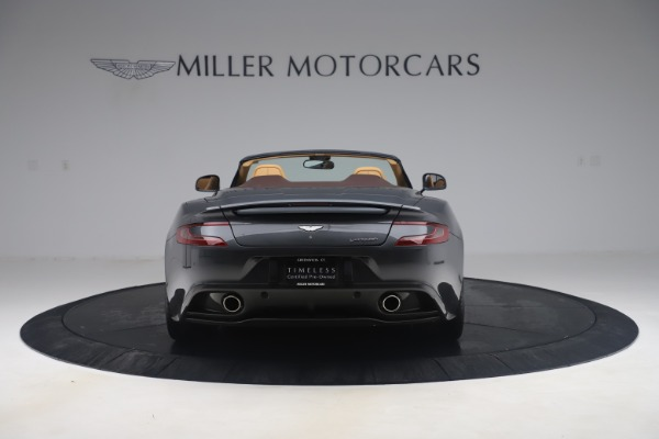 Used 2016 Aston Martin Vanquish Volante for sale Sold at Bentley Greenwich in Greenwich CT 06830 5