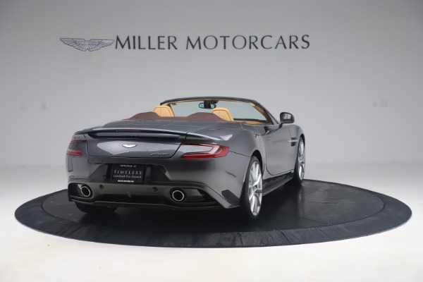 Used 2016 Aston Martin Vanquish Volante for sale Sold at Bentley Greenwich in Greenwich CT 06830 6