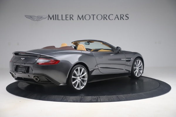 Used 2016 Aston Martin Vanquish Volante for sale Sold at Bentley Greenwich in Greenwich CT 06830 7