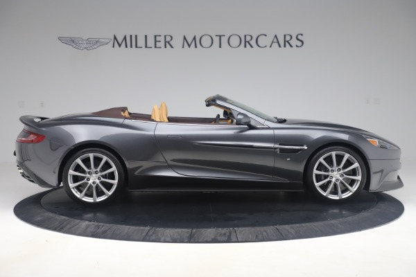 Used 2016 Aston Martin Vanquish Volante for sale Sold at Bentley Greenwich in Greenwich CT 06830 8