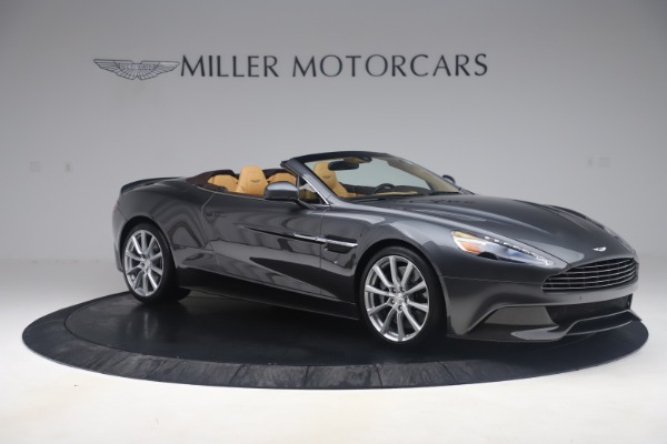 Used 2016 Aston Martin Vanquish Volante for sale Sold at Bentley Greenwich in Greenwich CT 06830 9