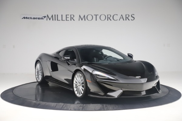 Used 2017 McLaren 570GT Coupe for sale $149,900 at Bentley Greenwich in Greenwich CT 06830 10