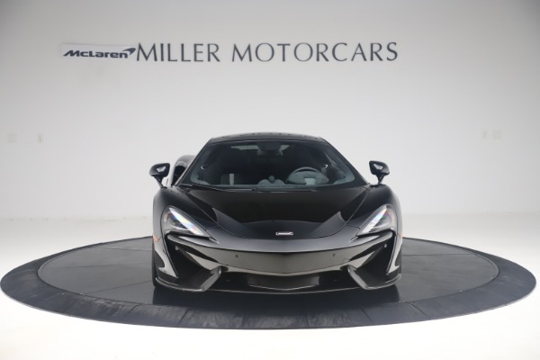 Used 2017 McLaren 570GT Coupe for sale $149,900 at Bentley Greenwich in Greenwich CT 06830 12