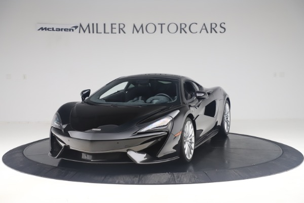 Used 2017 McLaren 570GT Coupe for sale $149,900 at Bentley Greenwich in Greenwich CT 06830 13