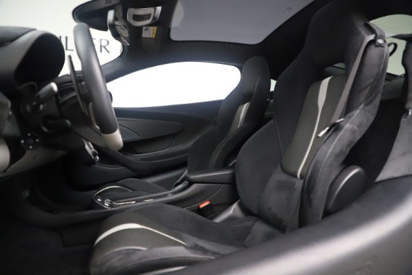 Used 2017 McLaren 570GT Coupe for sale $149,900 at Bentley Greenwich in Greenwich CT 06830 16