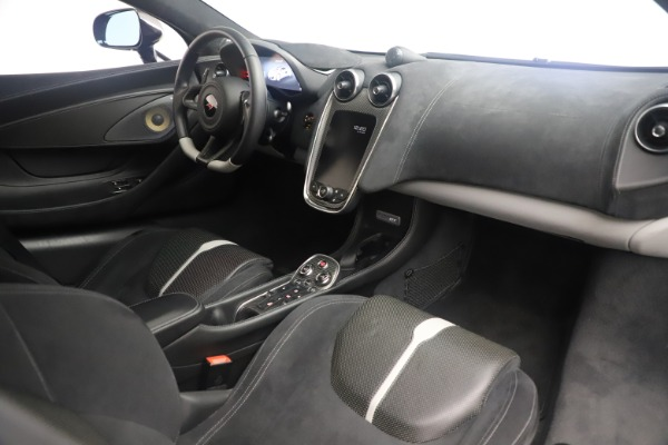Used 2017 McLaren 570GT Coupe for sale $149,900 at Bentley Greenwich in Greenwich CT 06830 19