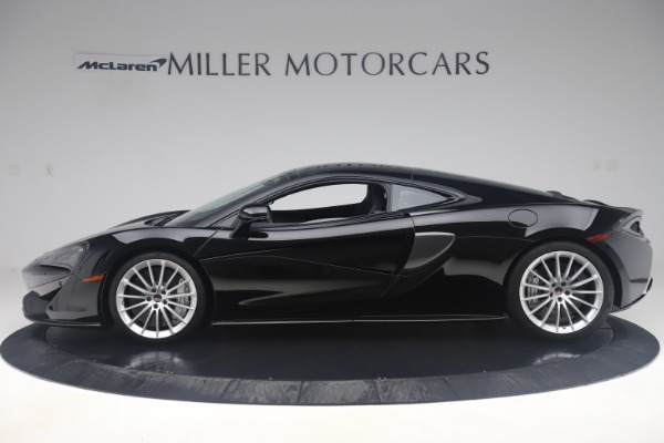 Used 2017 McLaren 570GT Coupe for sale $149,900 at Bentley Greenwich in Greenwich CT 06830 2