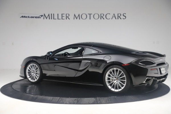 Used 2017 McLaren 570GT Coupe for sale $149,900 at Bentley Greenwich in Greenwich CT 06830 3