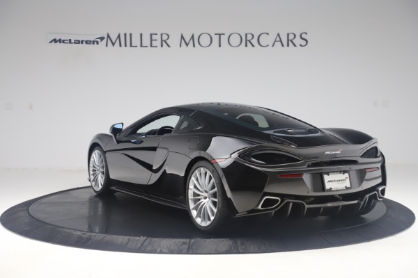Used 2017 McLaren 570GT Coupe for sale $149,900 at Bentley Greenwich in Greenwich CT 06830 4