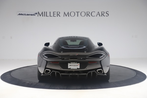 Used 2017 McLaren 570GT Coupe for sale $149,900 at Bentley Greenwich in Greenwich CT 06830 5