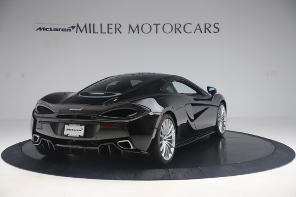Used 2017 McLaren 570GT Coupe for sale $149,900 at Bentley Greenwich in Greenwich CT 06830 6