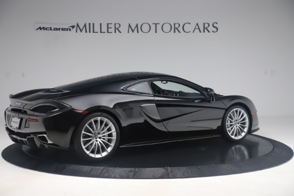 Used 2017 McLaren 570GT Coupe for sale $149,900 at Bentley Greenwich in Greenwich CT 06830 7
