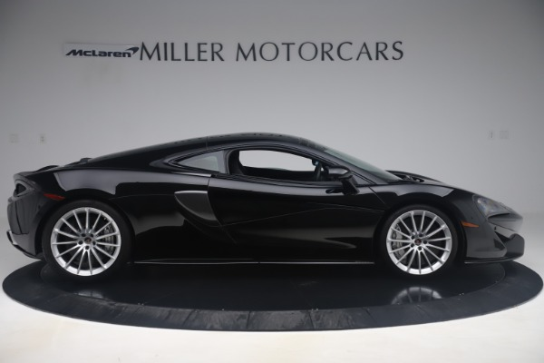 Used 2017 McLaren 570GT Coupe for sale $149,900 at Bentley Greenwich in Greenwich CT 06830 8